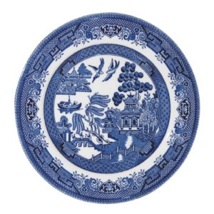 Blue Willow Plate - Churchill