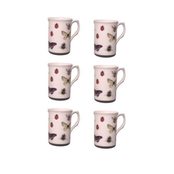 BUTTERFLIES & LADYBIRDS Mugs
