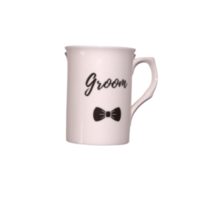 Bone China Groom Mug