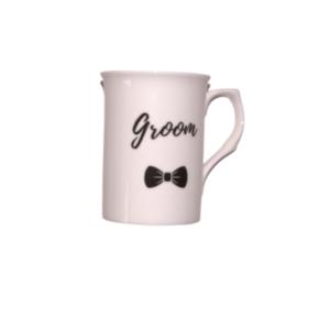 Bone China Groom Mug